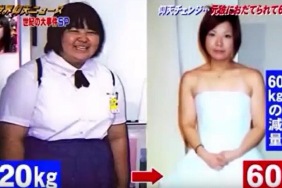 ダイエット成功者3