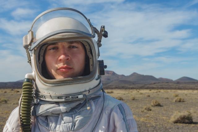宇宙飛行士との遠距離恋愛